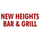 New Heights Bar & Grill Menu