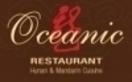 Oceanic Restaurant Menu