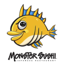 Monster Sushi Menu