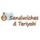 iSandwich & Teriyaki Menu