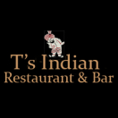 T's Indian Restaurant & Bar Menu