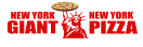 New York New York Giant Pizza Menu