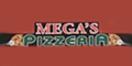 Mega's Pizzeria Menu