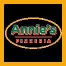 Annie's Pizzeria Menu