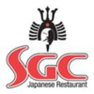 SGC Japanese Restaurant Menu