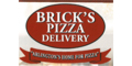 Brick's Pizza Menu