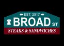 Broad Street Steaks Menu