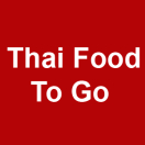 Thai Food to Go Menu