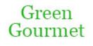 Green Gourmet Menu