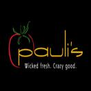 Pauli's Menu