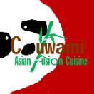 Couwami Asian Fusion Cuisine Menu
