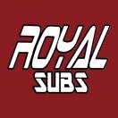 Royal Subs Menu