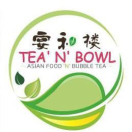 Tea 'n' Bowl Menu