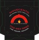 Novecento Pizzeria Menu