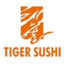 Tiger Sushi Menu