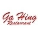 Ga Hing Restaurant Menu