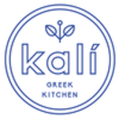 Kali Greek Kitchen Menu