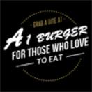A1 Burger House Menu