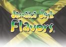 Jamaica Jerk Flavors Menu