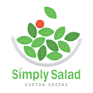 Simply Salad Menu