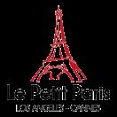 Le Petit Paris Menu