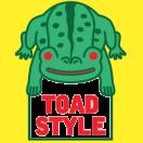 Toad Style Menu