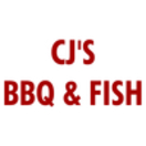 CJ's BBQ & Fish Menu