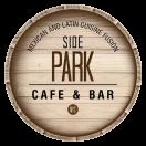 Side Park Cafe Menu