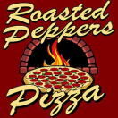 Roasted Peppers Pizza Menu