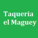 Taqueria el Maguey Menu