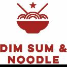Dim Sum Noodle Menu