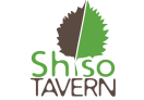 Shiso Tavern Menu
