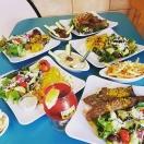 Paradiso Mediterranean Cuisine Menu
