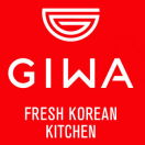 Giwa Korean Kitchen Menu