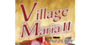 Village Maria Pizzeria Menu