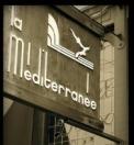 La Mediterranee Menu