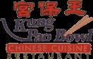 Kung Pao Bowl Menu