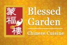 Blessed Garden  Menu