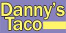 Danny's Tacos Menu