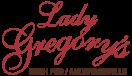 Lady Gregory's Menu