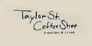 Taylor Street Coffee Shop Menu