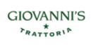 Giovanni's Trattoria Menu