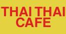 Thai Thai Cafe Menu