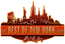The Best of NY Food Menu
