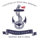 Anchor Down Menu