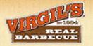 Virgil's Real Barbecue Menu