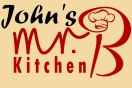 John & Mr. B's Kitchen Menu