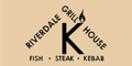 K Grill House Menu