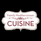 Family Mediterranean Cuisine Menu