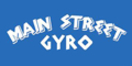 Main Street Gyro Menu